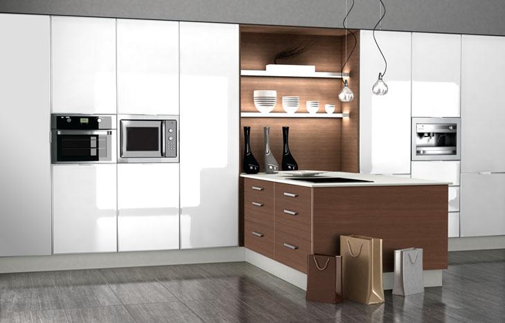 Lares cocinas dise o de cocina moderno y creativo en badajoz - Montadores de cocinas ...